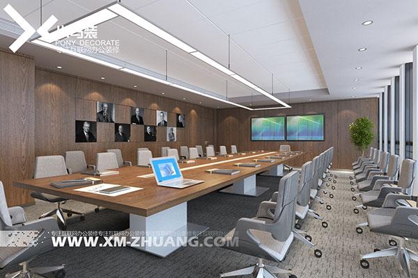 小马装:办公室装修设计如何有效注意布局?