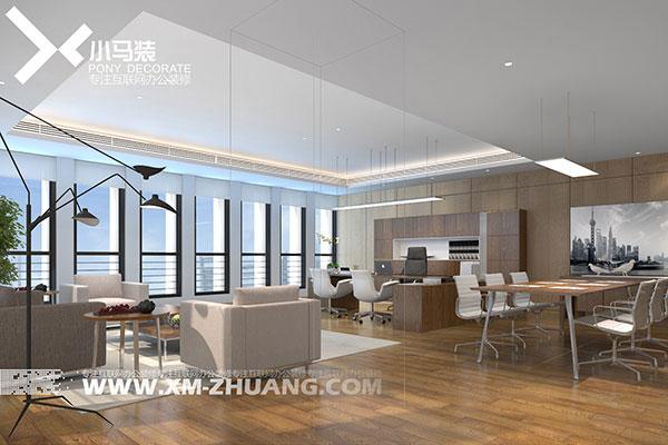 小马装:高端办公室装修 如何有效设计?