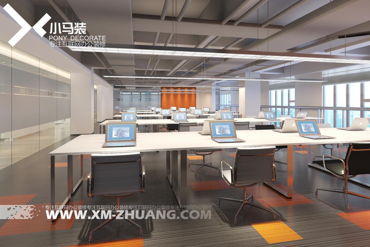 办公室设计:单块设计与连接处设计