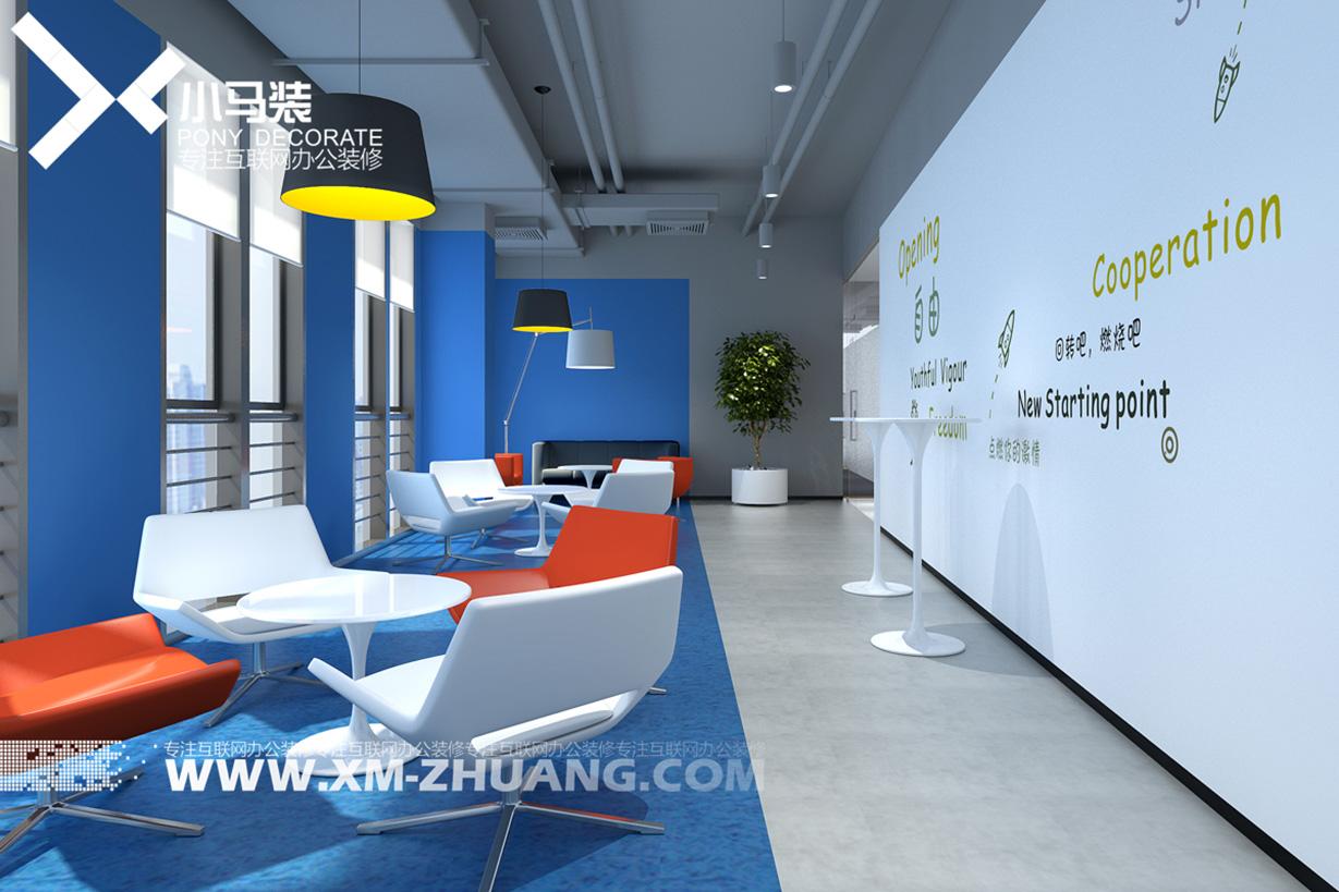 办公室装修:舒适与实用兼顾是一种常态