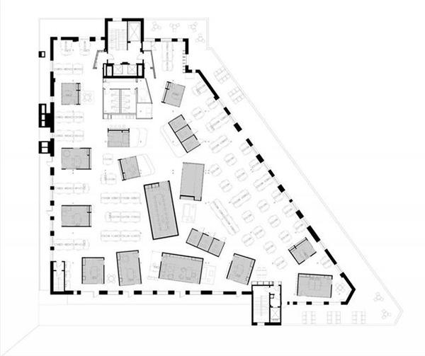 趣味小屋 McCann麦肯世界集团马德里总部设计欣赏