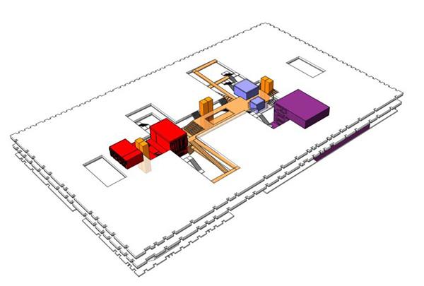 办公空间:学习英国天空广播公司办公装修案例