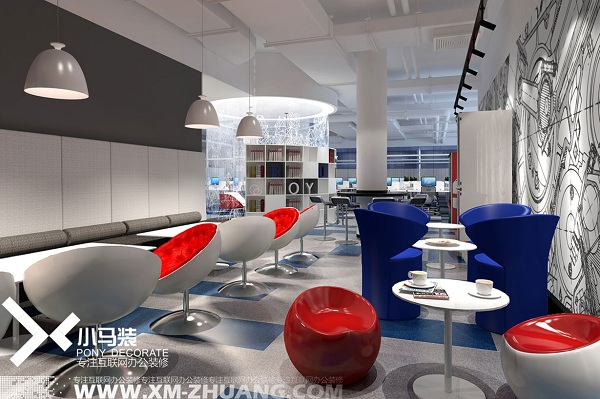 小马装:办公家具在办公室装修中的角色