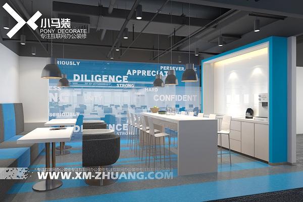上海办公室装修设计:办公室装修从定位风格开始