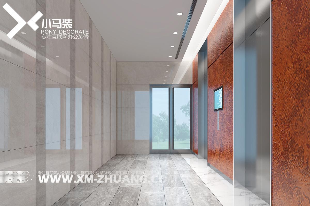 小马装:探讨上海厂房办公装修之有效的空间划分