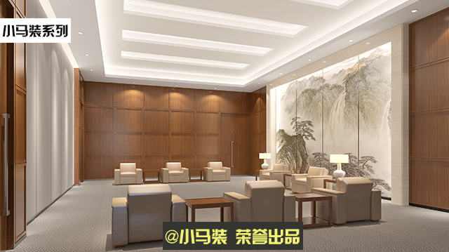 小马装:上海办公室装修时,该如何考虑家具?