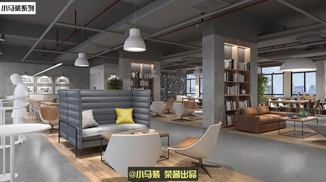 小马装:个性化办公室装修更符合企业发展需求