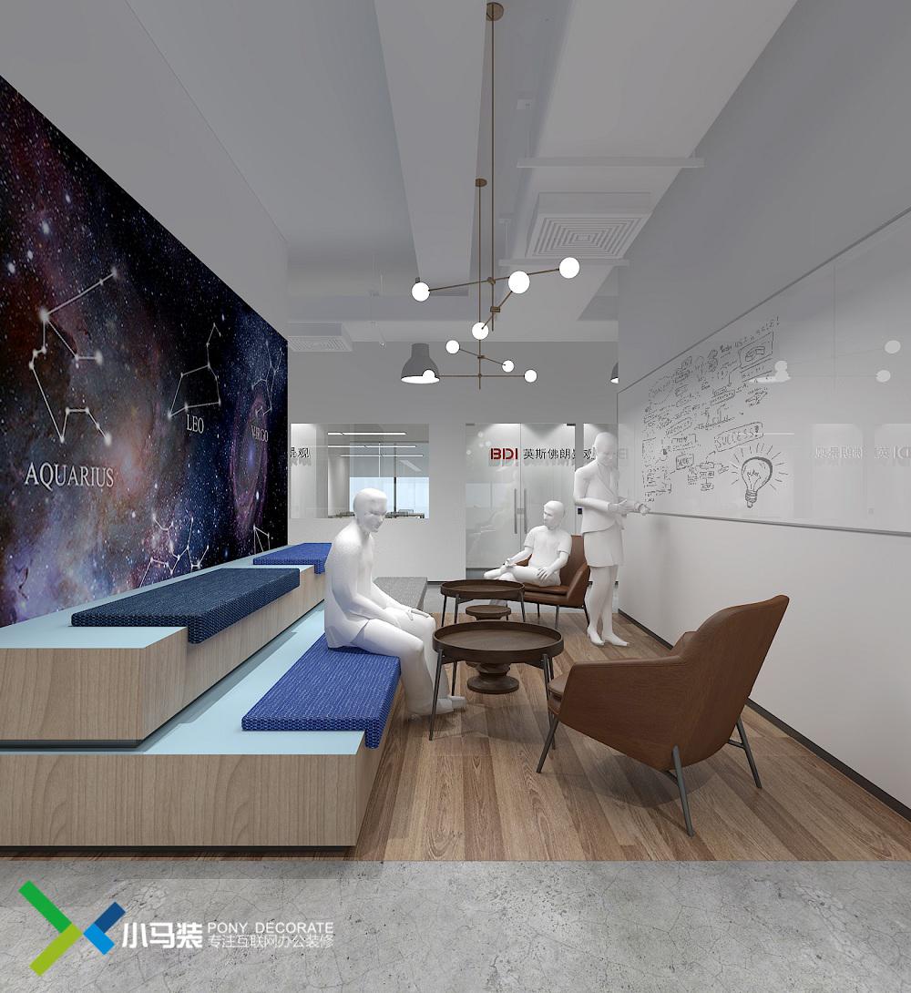 小马装:说说共享办公设计与共享办公空间设计方案