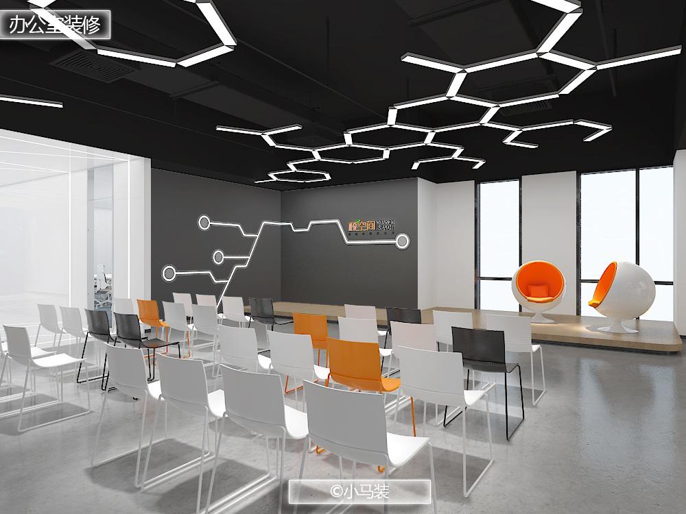 小马装:浅谈科技企业孵化器、众创空间装修设计