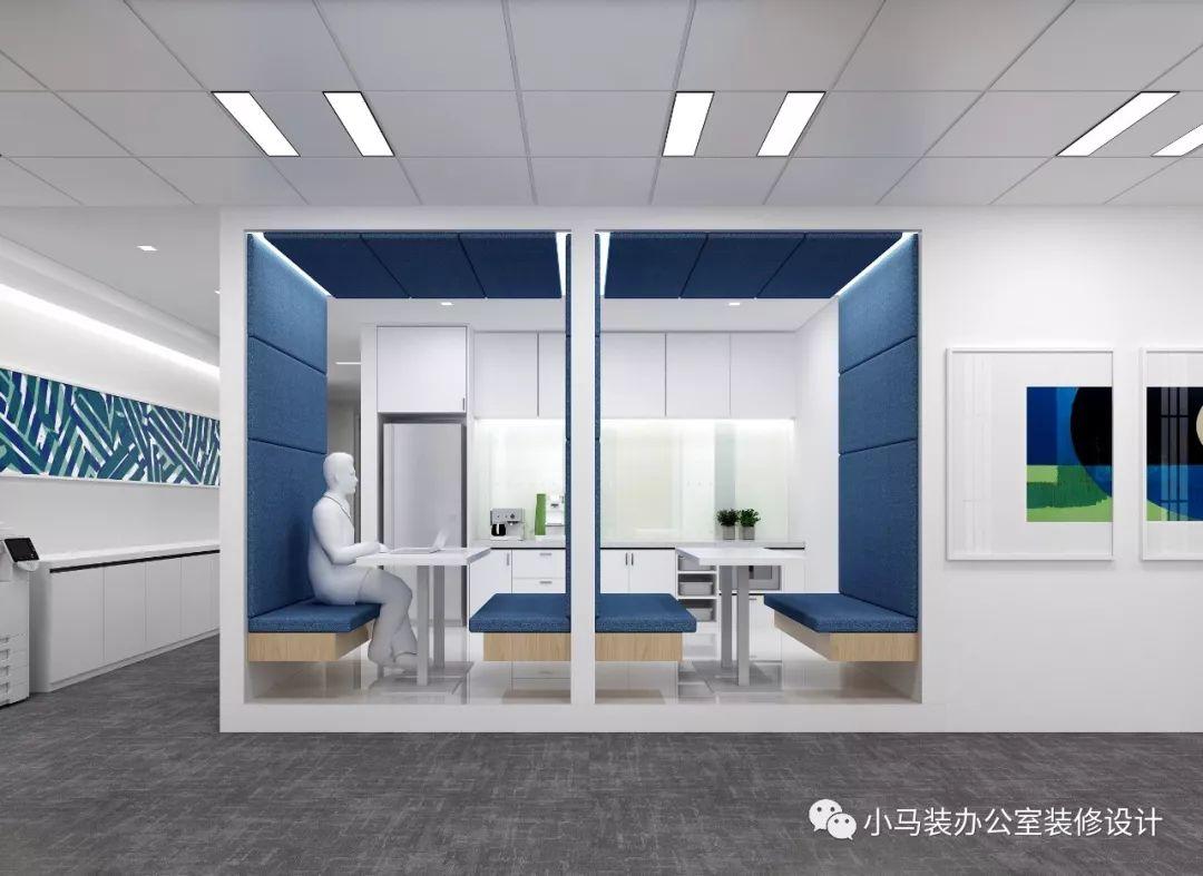 小马装-上海某律师事务所最新设计效果图