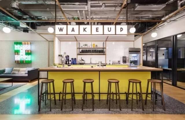 公装设计 | WeWork香港联合办公空间
