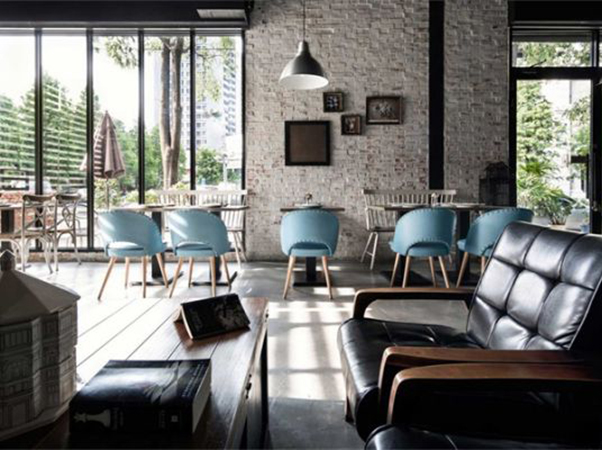小马装分享:台中复古咖啡馆设计 品味不一样的风格
