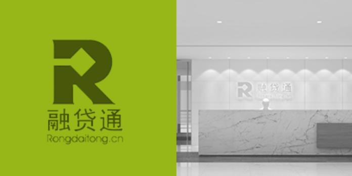 上海小马装办公室装修案例之融贷通