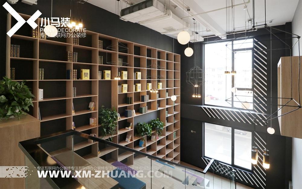 山西润享N次方联合办公装修设计项目