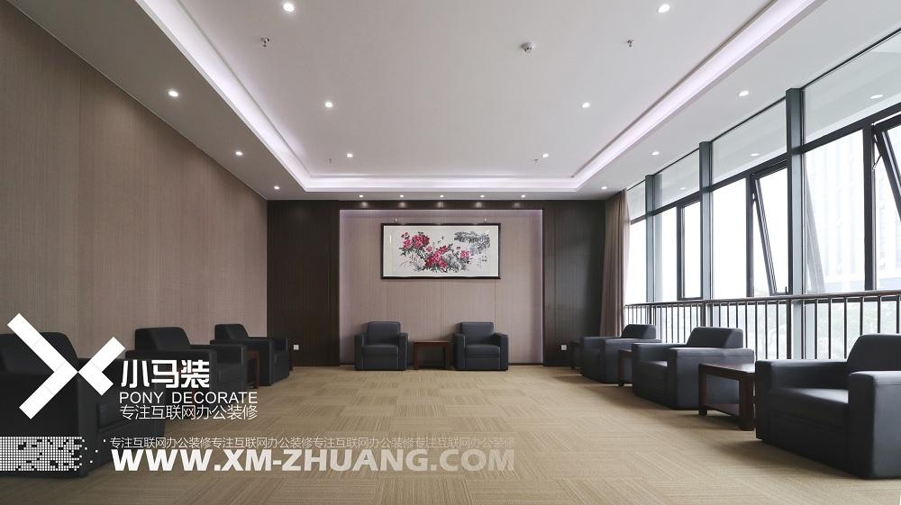 维宏股份办公楼办公室装修项目